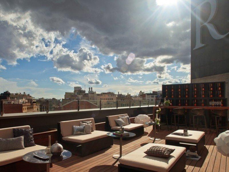 Marriott International abrió el pasado año el Barcelona Renaissance Hotel.