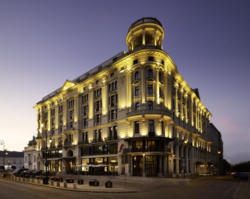 The Luxury Collection aterriza en Polonia con un hotel en Varsovia