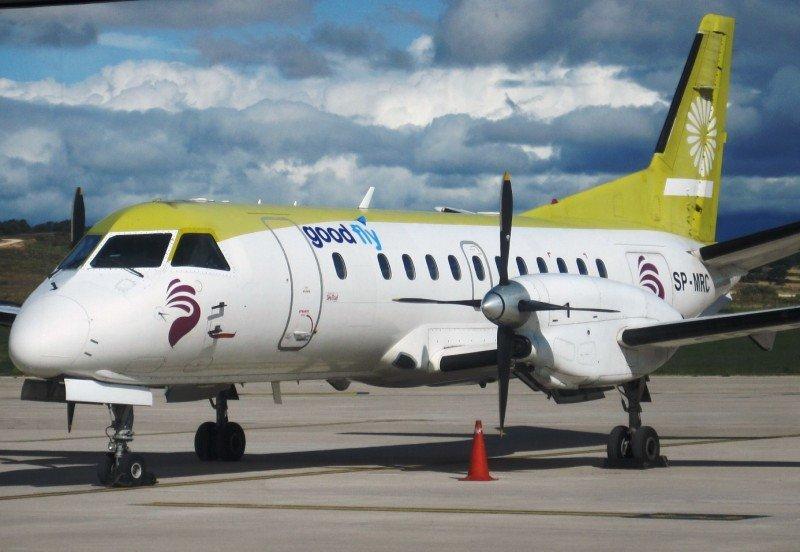 Good Fly unirá Badajoz y Tenerife