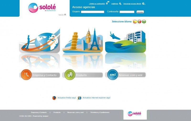 Sololé by Methabook, premiado como mejor turoperador online español