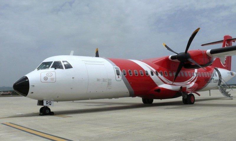 Helitt deja otro aeropuerto: Badajoz. Ya dejó de operar en Melilla y Vitoria.