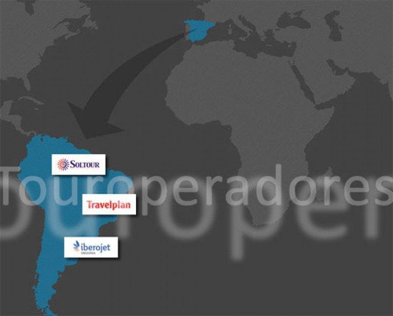 Turoperadores españoles.