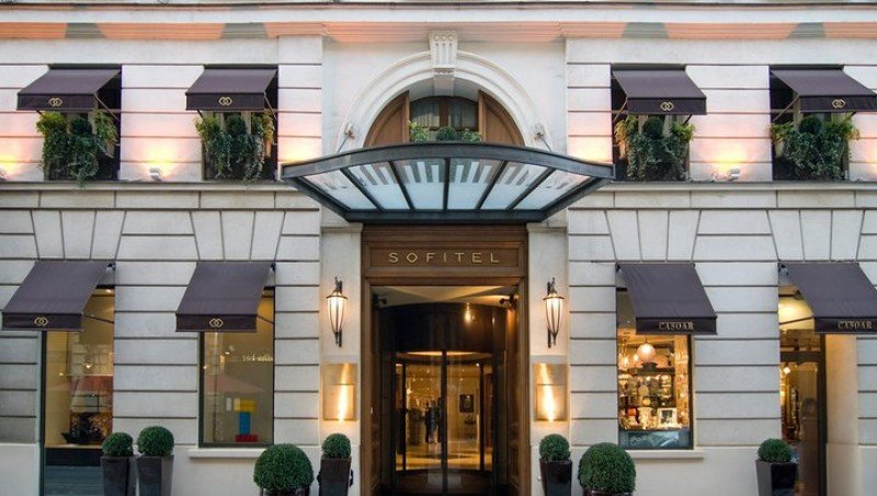 Accor vende el hotel Sofitel Paris Le Faubourg.