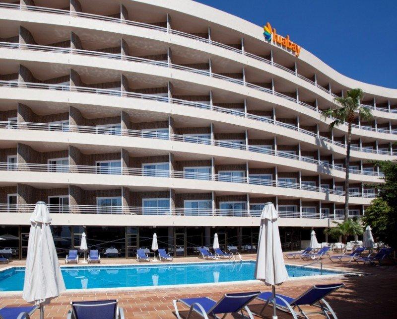 La división hotelera de Orizonia Luabay queda bajo el paraguas de Globalia.