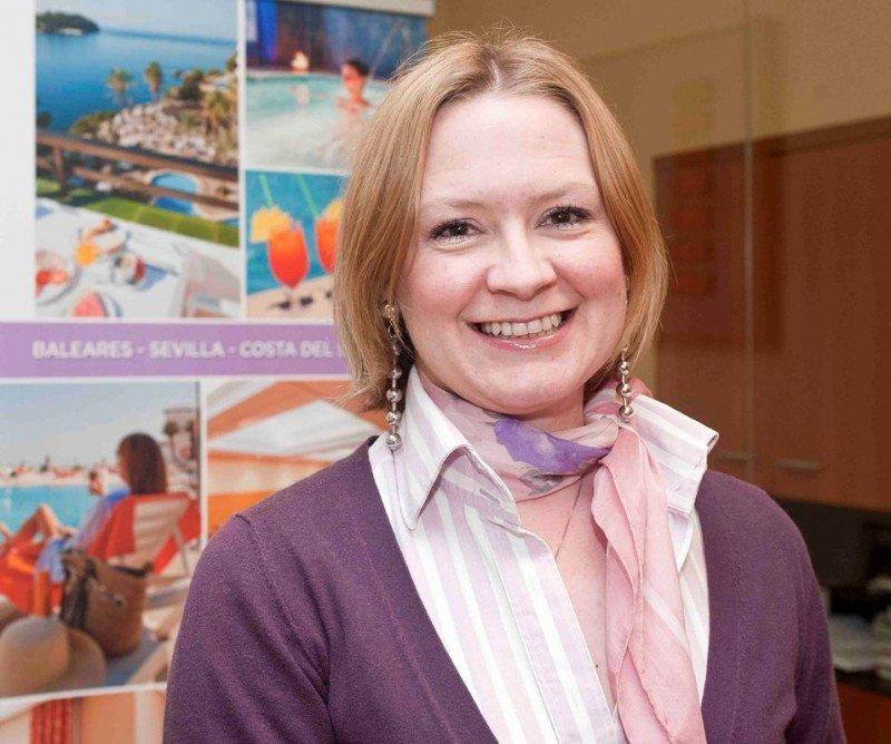 TRH Hoteles nombra a Elena D. Valcarce directora comercial.