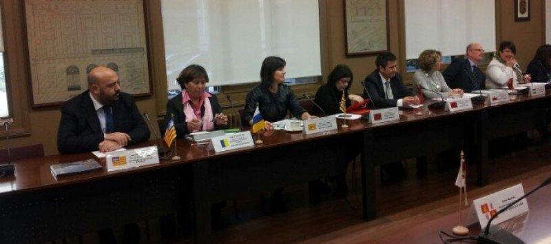 Mesa de directores generales de Turismo de las comunidades autónomas.