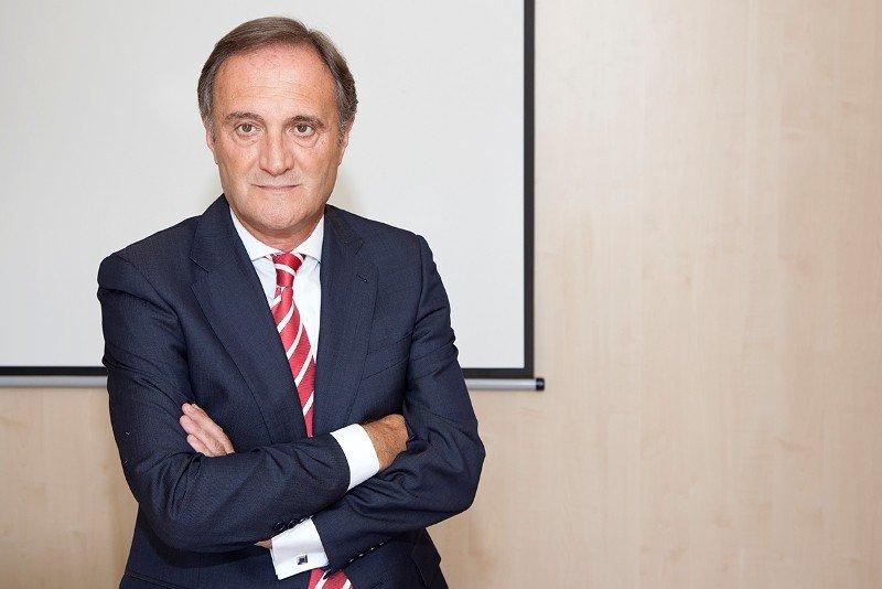 Miguel Ángel Saavedra, presidente ejecutivo de la Federación Nacional Empresarial de Alquiler de Vehículos (FENEVAL).