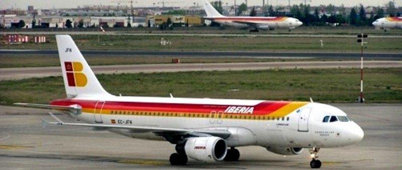 Iberia, IB Express, Air Nostrum y Vueling cancelan 1.281 vuelos entre el 4 y el 8 de marzo