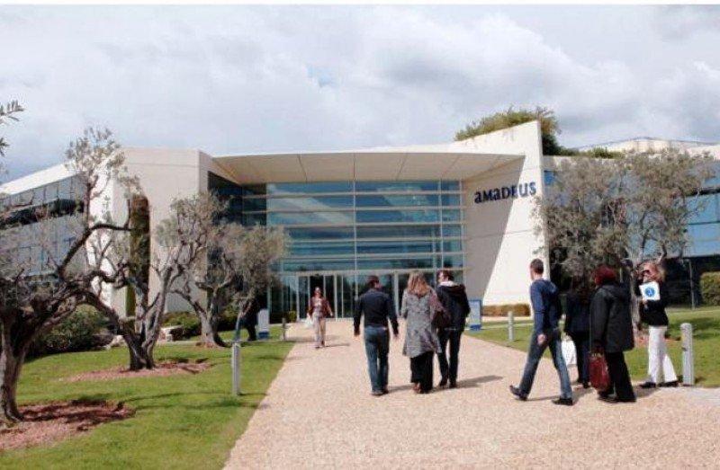 Amadeus aumentó beneficios un 18% en 2012