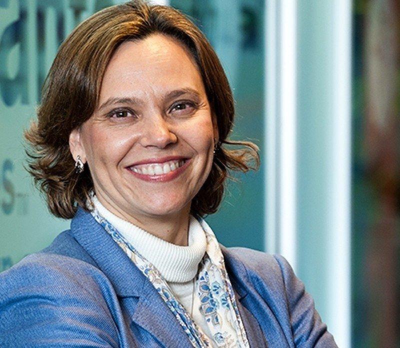La presidenta y directora general McDonald's España, Patricia Abril.