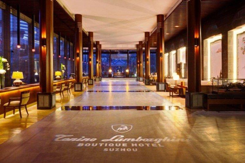 Lamborghini Hotels (China