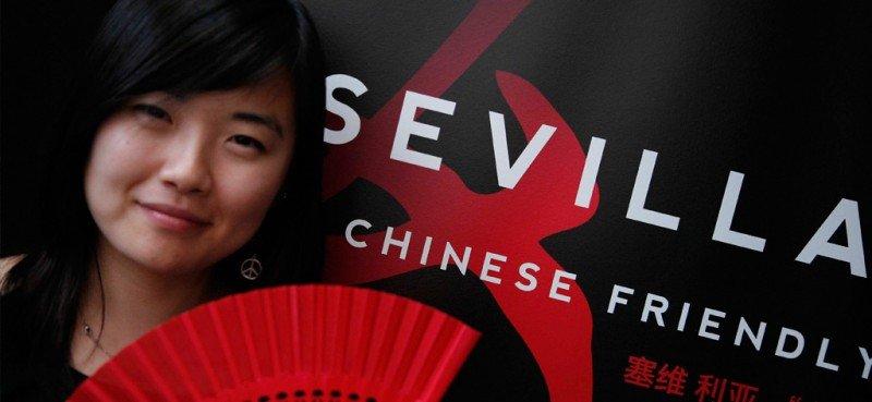 Sevilla, ciudad 'Chinese friendly'.