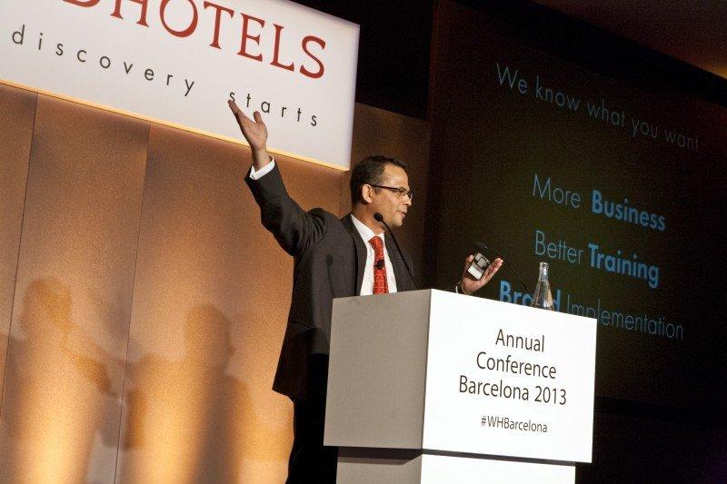 Worldhotels anuncia el lanzamiento de su programa de fidelización en la conferencia anual 2013