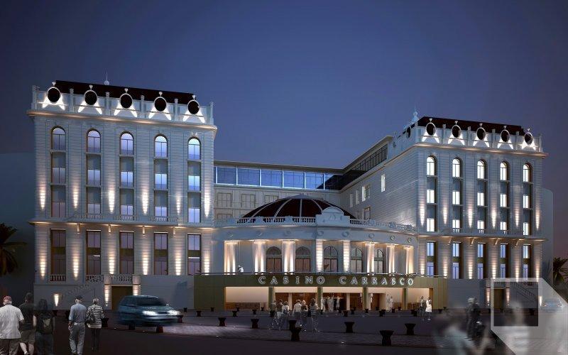 El casino ofrece características únicas en la región, afirmó Guillermo Arcani