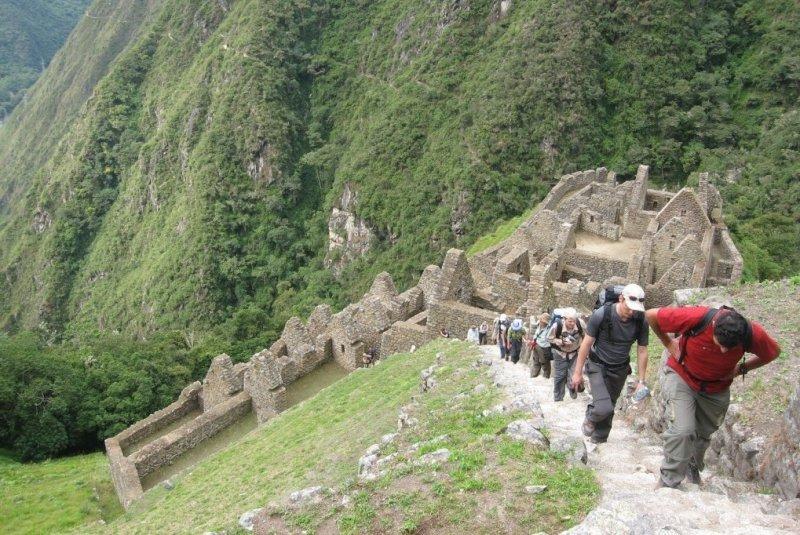 Cierran Camino Inca a Machu Picchu por mantenimiento.