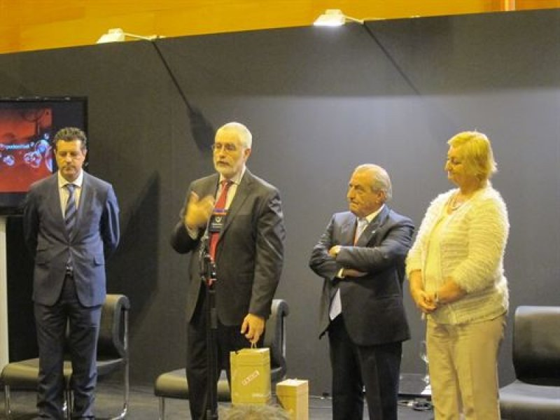 Autoridades de Uruguay y de Air Europa anuncian el acuerdo para vuelos Madrid-Montevideo