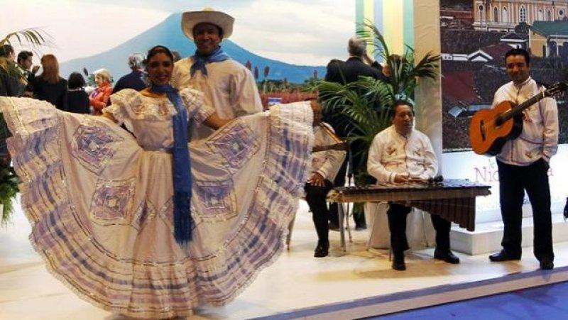 Stand de Nicaragua en FITUR 2013