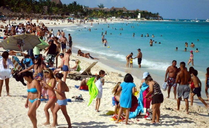 Los destinos con playa son los preferidos al momento de vacacionar.