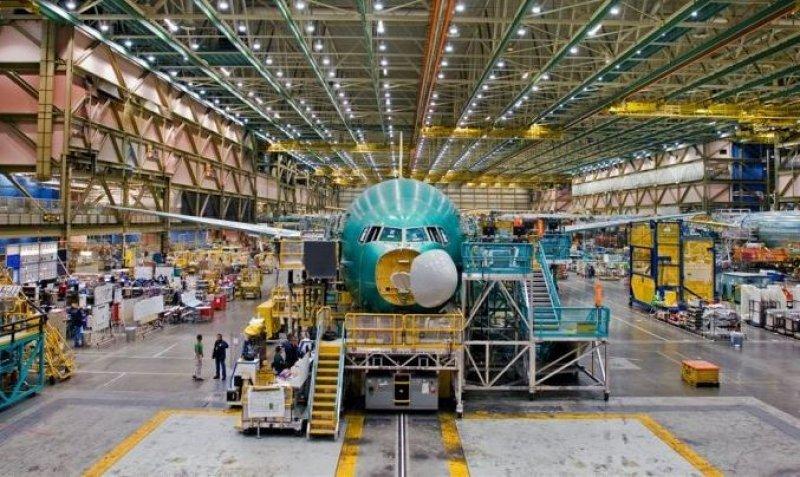 Boeing pide autorización para realizar vuelos de prueba con el 787 Dreamliner.