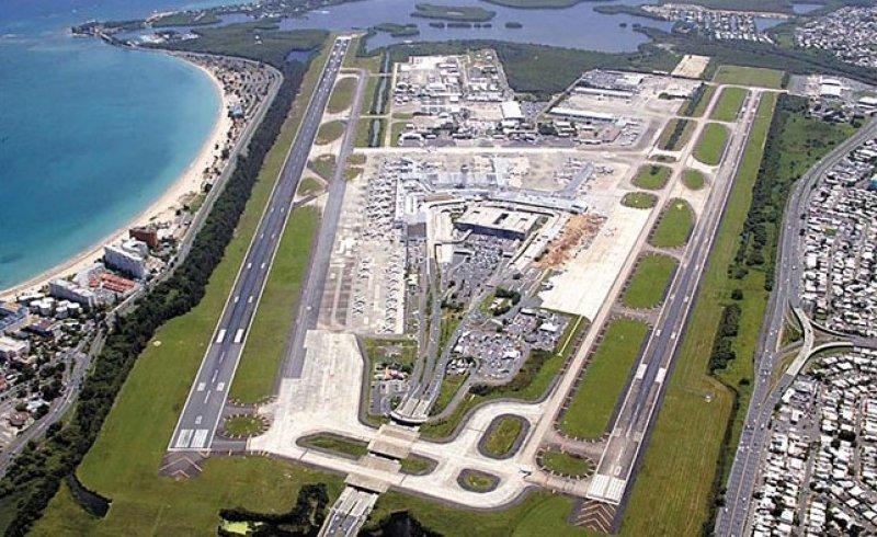 Anuncian manifestación contra privatización de aeropuerto en Puerto Rico