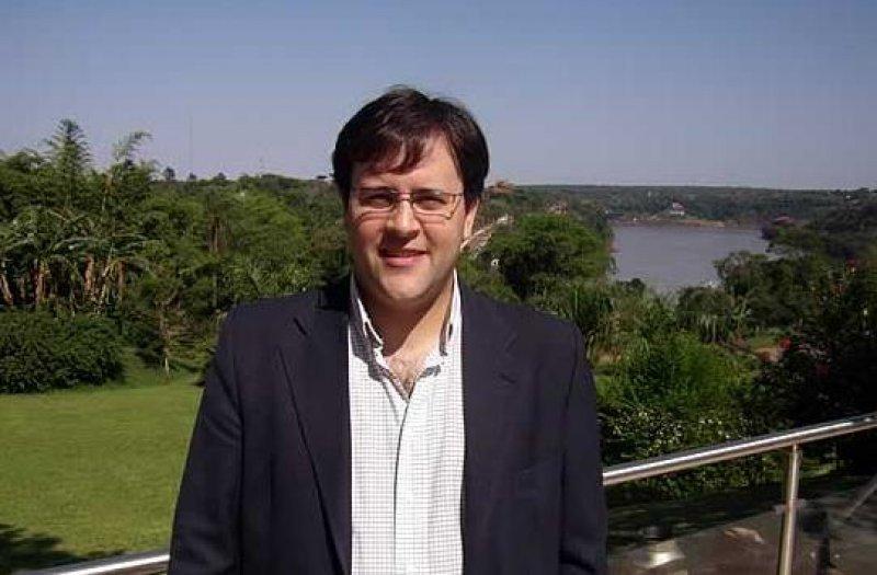 Luis Marini nuevo gerente del cinco estrellas Iguazú Grand Resort, Spa