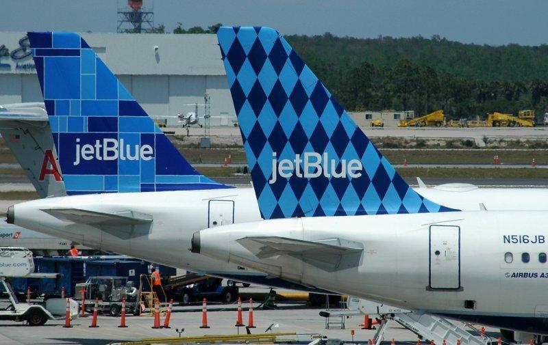 JetBlue aumentó su beneficio un 49% en 2012