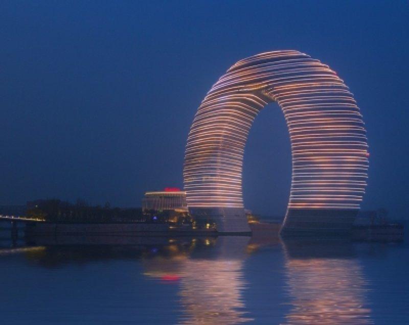 Sheraton Huzhou Hot Spring Resort.