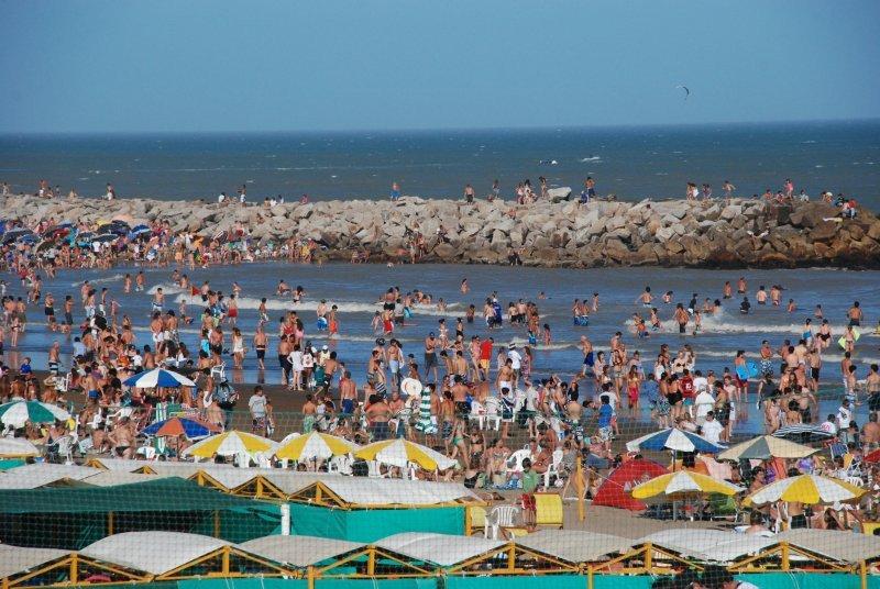 Los destinos de playa son los más elegidos para el fin de semana.