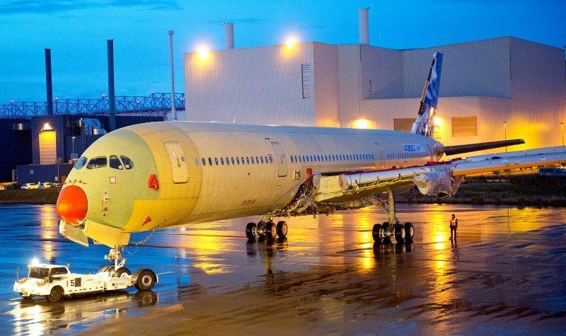 Airbus no usará baterías de litio en su A350 por los problemas de Boeing.