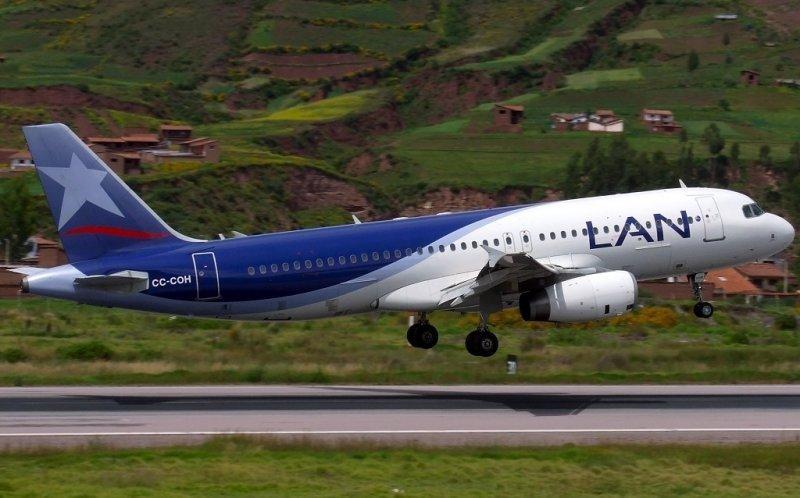 LAN Perú fue la primera aerolínea latinoamericana en probar el sistema RNP.