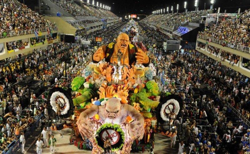 Carnaval de Rio inyecta US$ 665 millones en la economía regional