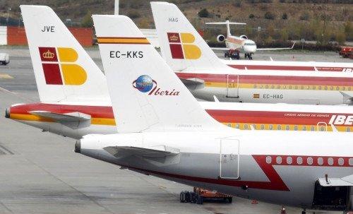 Iberia perdió US$ 126 millones en rutas no rentables.