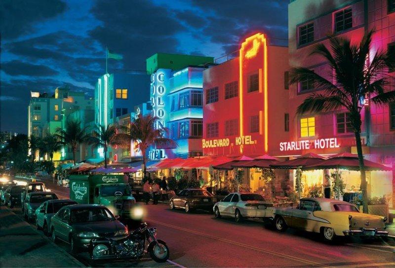 Ocean Drive, en Miami Beach