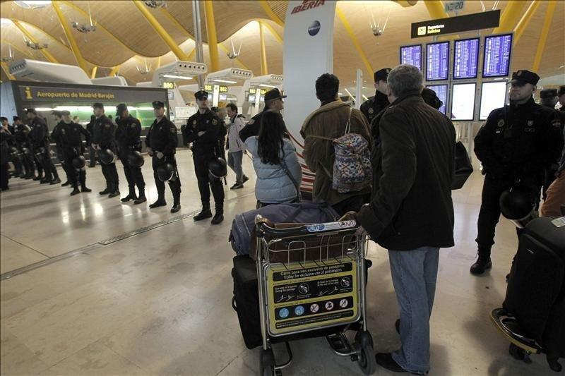 Hoy se completa la primera semana de paros con al menos 71.000 pasajeros afectados
