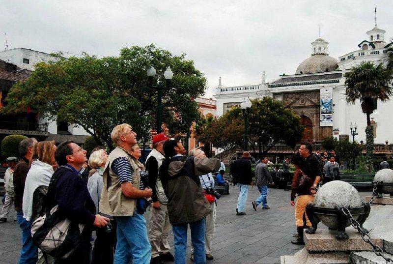 Crece 3% la llegada de turistas extranjeros a Ecuador: más de 130.000.