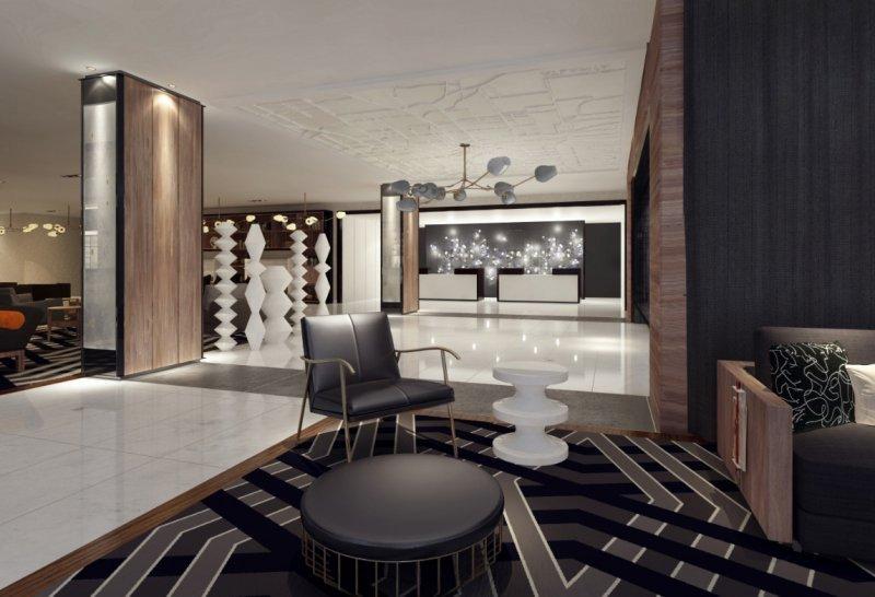 Starwood invierte US$ 20 millones en hotel Le Méridien Atlanta.