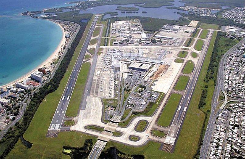 Aprueban contrato para que consorcio opere aeropuerto de Puerto Rico por 40 años.