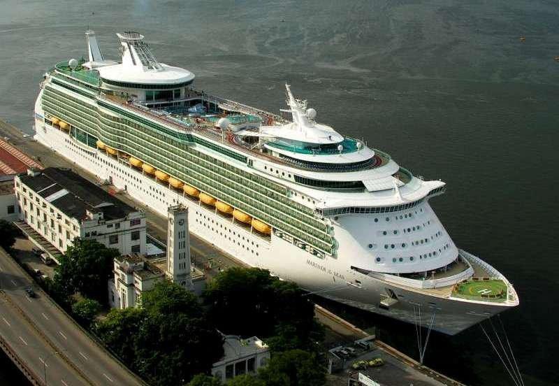 Más de 350 mil cruceristas arribaron al puerto de Buenos Aires