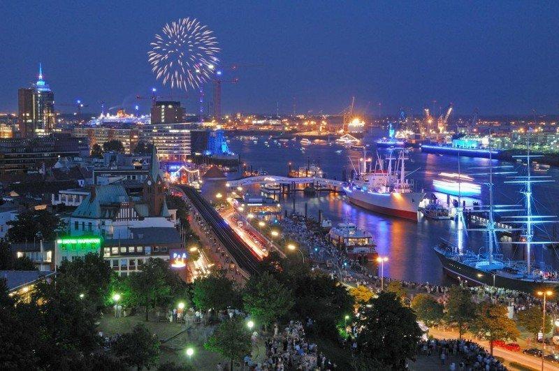 Hamburgo (en la imagen) ha registrado un aumento del 17,7% en las pernoctaciones de los españoles hasta noviembre.