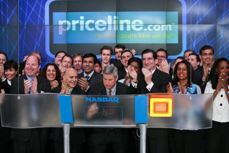Priceline aumentó un 34,5% sus ganancias en 2012