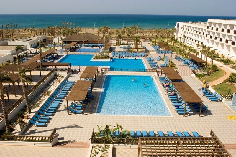 Imagen del hotel Barceló Cabo de Gata.