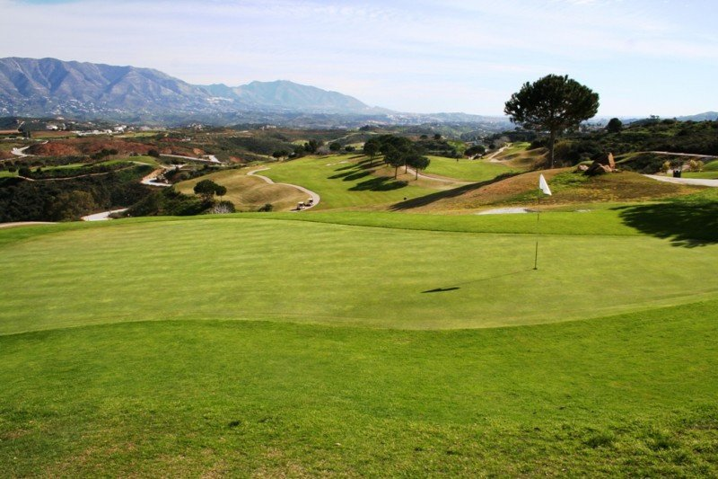 La Cala Resort Golf, en Mijas (Málaga).