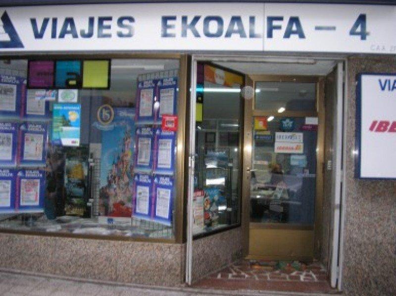Ekoalfa es la minorista de Travelmar.