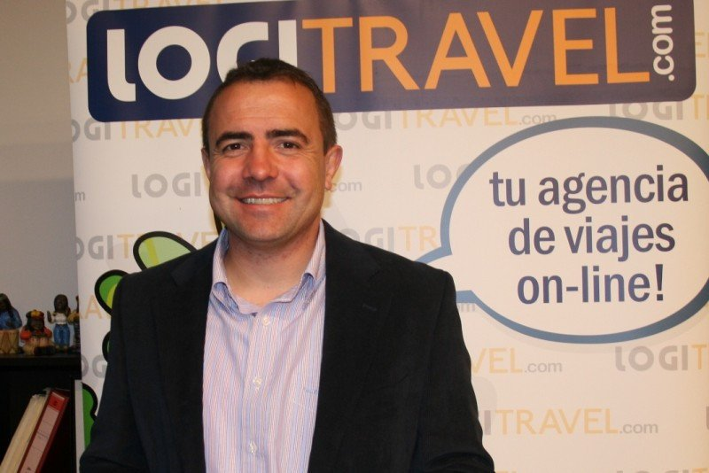 Tomeu Bennasar, director general de Logitravel.