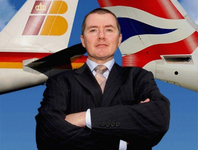Willie Walsh, un hombre firme que ha dejado claro que IAG anulará cualquier acuerdo en Iberia que hipoteque su capacidad de gestión.