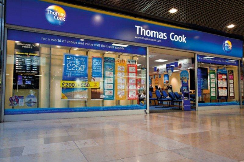 Thomas Cook anuncia 2.500 despidos en Reino Unido