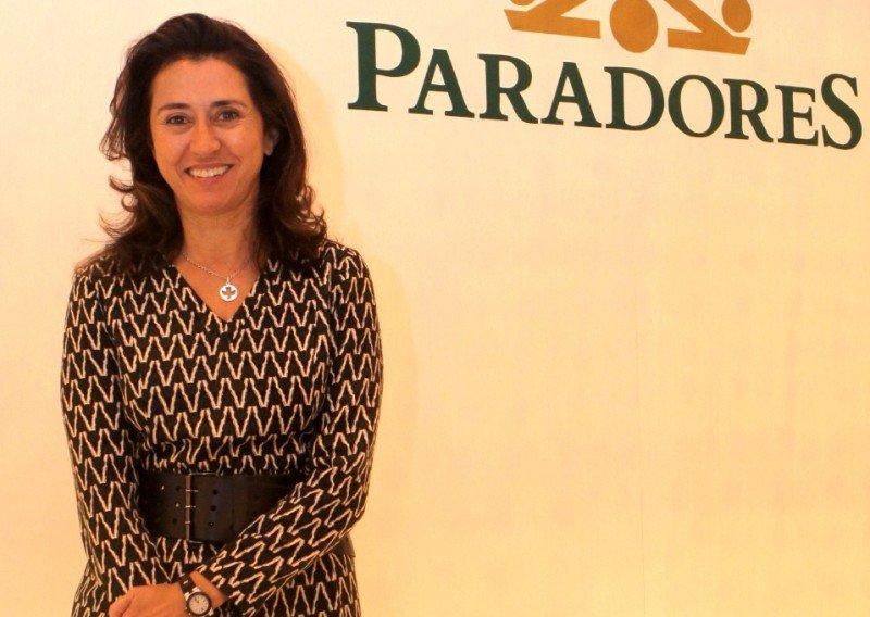Ángeles Alarcó es la presidenta de Paradores de Turismo.