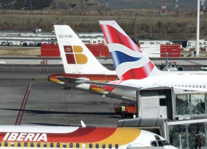 Los máximos directivos de Iberia ganan 1,5 M € y los de British, 3 M €