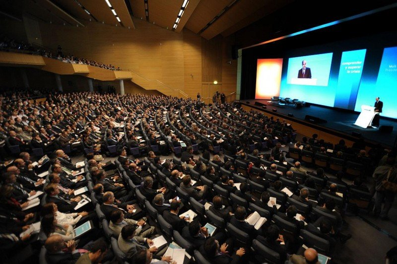 El 76% de los congresos y el 56% de las convenciones fueron nacionales e internacionales, respectivamente.