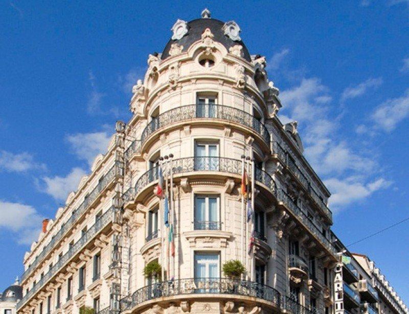 MGallery Hôtel Carlton Lyon.